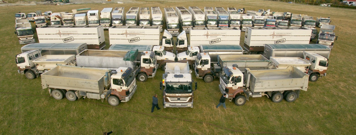 Northern Southland Transport - South Island Tranport & Freight Services